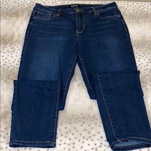 Buffalo super soft stretchy skinny jeans